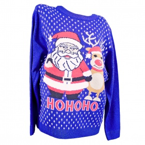 Novelty Knitted Christmas Jumper - Ebeez.co.uk