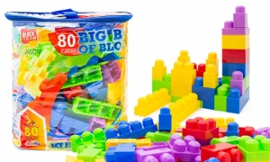 RMS 80pc big bag of blocks