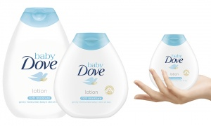 Baby Dove Rich Moisture Lotions
