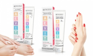 AEVIT Multivitamin Cream for Hands and Feet