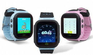 Aquarius Junior Smart Watch