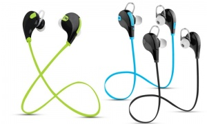 Aquaris Bluetooth Earphones