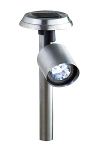 Stainless Steel Solar Sport Light