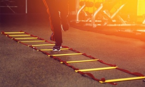 Speed Agility Ladder - 8 steps and 12 steps