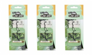 Yankee Candle 2D Car Jar Air Fresheners