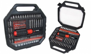 Amtech L1350 Screwdriver and Bit Set, 101-Piece