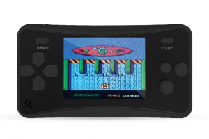 Handheld arcade game 220 games