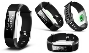 Aquarius Touch Screen Fitness Tracker with HRM