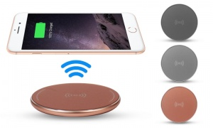 Aquarius Universal Portable Wireless Charger - Compatable with iphone X