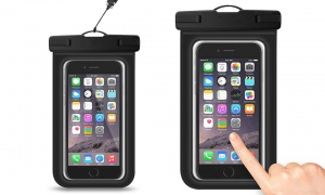 Aquarius Universal Waterproof Case Bag for iPhone