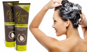 Argan Oil Shampoo with Moroccan Argan Oil Extract 250ml