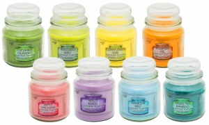 Arome Pur Scented Candle  Jars - 15 oz  (Pack of 6)