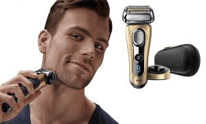 Braun Men s Electric Foil Shaver 9299s Series 9