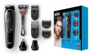 Braun Multi Grooming Kit MGK 5060
