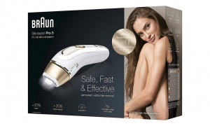 Braun Silk Expert Pro 5 PL5014 IPL Permanent Visible Hair Removal