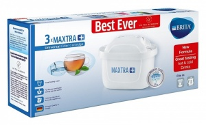 BRITA MAXTRA+ Universal Water Filter Cartridges Pack of 3