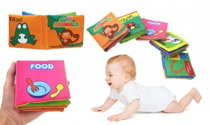 Doodle Baby Cloth Books