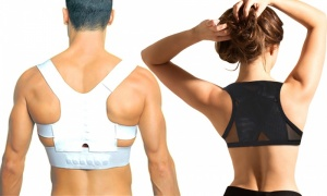 Magnetic Posture Support Top With Back Support Bra Posture Corrector
