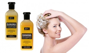 Xpel Banana Hair Range