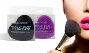 Bare Faced Chic Make-Up Brush Cleaning Pad