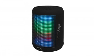 NBY Small LED Light Speakers - Various Colours