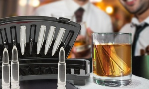 Bullet Ice Maker Tray
