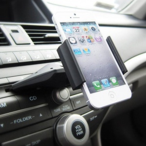 CD Slot Universal Car Mount Holder
