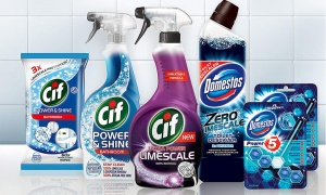 CIF P&S Domestos Bathroom Mixed Case
