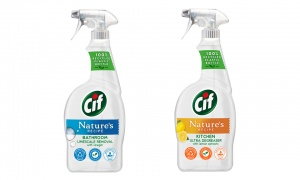 CIF Nature's Recipe Bathroom Spray & Kitchen Spray