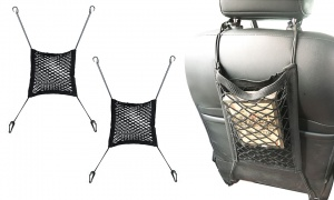 Haven Car Storage Hanging Organiser Net Mesh