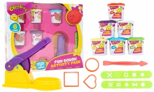 Cbeebies Dough Activity Pack