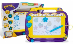 RMS Cbeebies Magnetic Drawing Board