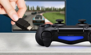 ORB USB to Micro USB 3m Charge Cable PS4
