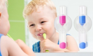 3 Minute Childrens Suction Toothbrush Timer