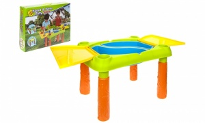 Child's Sand & Water Play Table Set