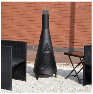 Outdoor Tower Chimney