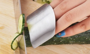 Finger Protector for Slicing