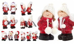 Christmas Figurines Assorted Range