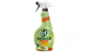 Cif Outdoor All Surface Rust Spray 450ml -Pack of 3