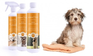 Clean and Tidy Pet Care Bundle