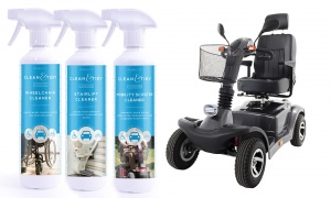 Clean and Tidy Mobility Appliance Bundle