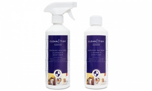 Clean and Tidy Washing Machine Cleaner & Sanitiser 500 ml