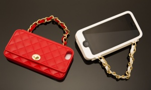 Clutchie London Iphone Case Clutch Bag