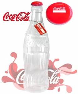 Coca Cola 60 cm Money Bank Bottle