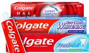 Colgate Toothpastes