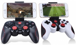 Bluetooth Mobile Gamepad Controller