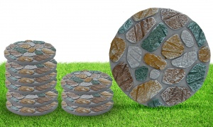 Crazy Paving Stepping Stones
