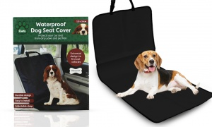 Crufts Waterproof Dog Seat Cover