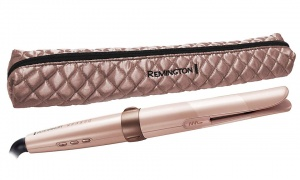 Remington Curl Revolution Automatic Hair Curler, Auto Curling Wand and Curling Tong