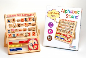 Lets Learn Alphabet Set - D65104